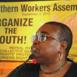 "Image for Southern labor hosts assembly: ""Build a workers' alliance!"""