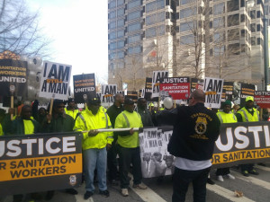 GA Teamster Sanitation Workers