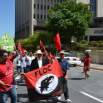 Image for FLOC and allies March on Reynolds Shareholders Meeting and Demand the Company do More Than Talk