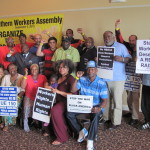 Butner Worker Speakout