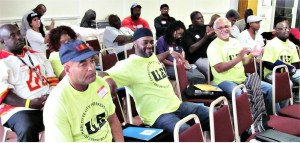 UE Charlotte city workers