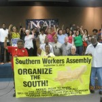 Image for SWA Salutes Teachers Resistance To Education Cuts in NC – Moral Monday Action, June 9, 2014
