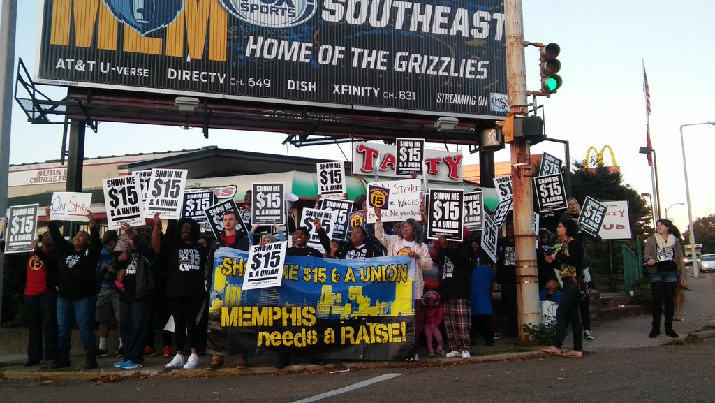 low wage workers strike from coast to coast across us south home page southern workers assembly. Black Bedroom Furniture Sets. Home Design Ideas