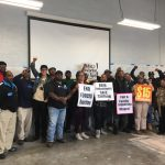 Image for N.C. City Workers Launch Statewide Organizing Campaign – Fight for Workers Bill of Rights & Host Statewide Summit