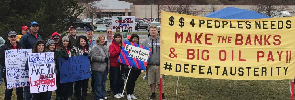 Solidarity With W Va Teachers
