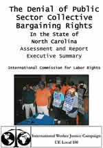 International Commission for Labor Rights report